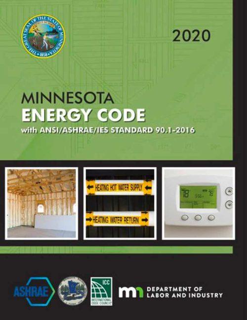 MNSPECT CE: 2020 Minnesota EnergyCode Book