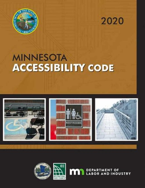 MNSPECT CE: 2020 Minnesota Accessibility Code Book
