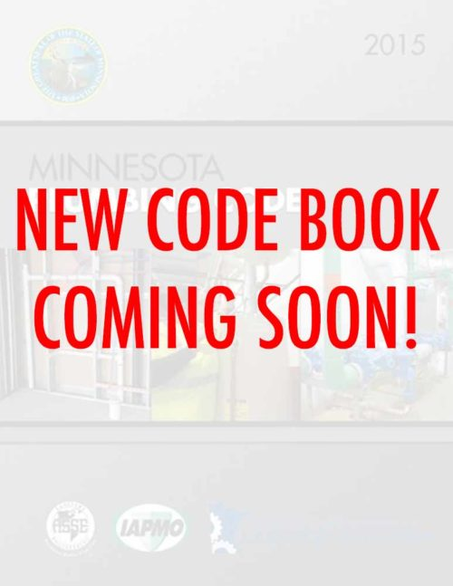 MNSPECT CE: New Code Book Coming Soon Placeholder